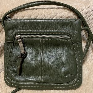 TIGNANELLO leather cross body See pics for details